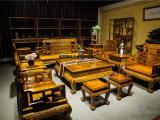 金丝楠木客厅沙发十二件套 川料小叶桢楠 客厅家具