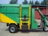 电动三轮垃圾清运车批发,翻筒垃圾运输车直销小林清洁