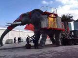 提供机械大象出租服务-我们更为专业