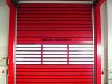 铝合金硬质快速卷帘门海电动卷闸门 车库不锈钢卷帘门
