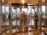 上海青浦旋转门安装酒店旋转门定制两翼旋转门价格