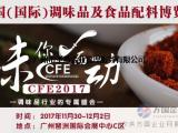 2017广州秋季调味品展(CFE)