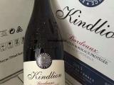 凯利莱波尔多干红葡萄酒 红酒批发 婚宴酒水 法国原瓶进口