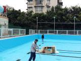 移动式游泳池-体育场地建设-强锐体育