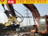 挖掘机夯实器 高频液压打夯机工程施工
