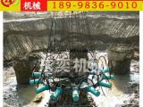 挖掘机破桩机 破除基础桩地面桩头混凝土设备