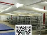 专业定制 布袋风管 纤维织物风管 中央空调风柜