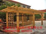 兰州正山防腐木花架葡萄架结实耐用绿色环保