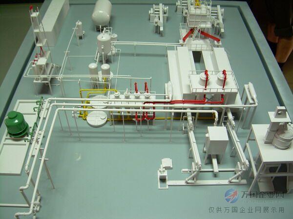 工业管道模型 机械模型设计制作