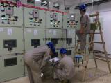 广东欧式箱变电站安装工程一条龙服务 欧式箱变安装工程