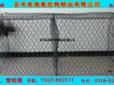 镀锌六角格宾网 10%锌铝合金石笼网 六角石笼网现货供应
