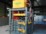 供应金属打包机 废铁压包机100T,液压式双杠