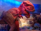 动物主题公园半景画制作 恐龙主题雕塑