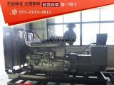 无动250kw柴油发电机组WD129TAD25