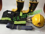 02款五件套消防员防护服