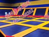 大型游乐蹦床 亲子娱乐 成人儿童健身