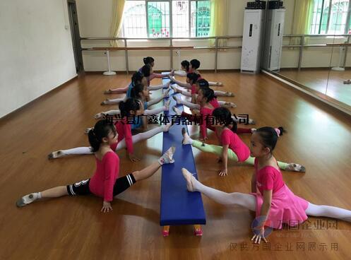 舞蹈教室体操凳生产厂家儿童室内压腿凳子报价