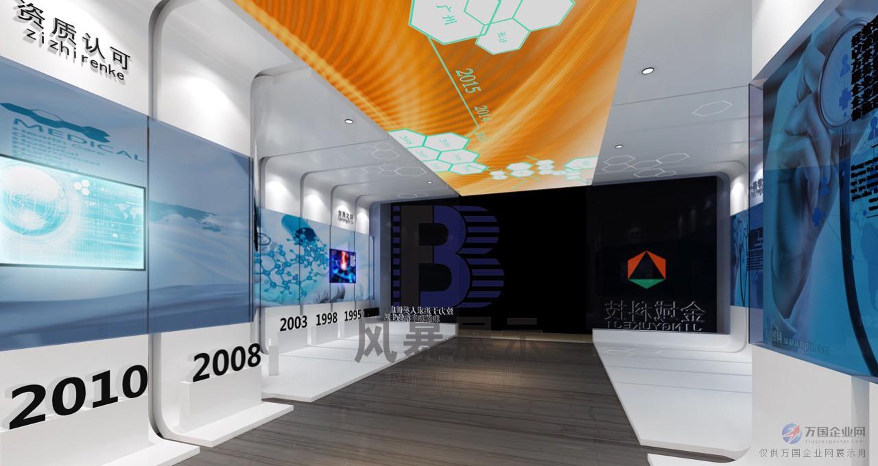 专业展厅设计公司,展厅设计说明
