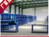 山东中型货架生产厂家 层板货架定做 配件货架人工取货