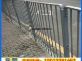 公路京式护栏 面包管道路护栏 锌钢马路隔离栏 人行道护栏厂