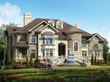 室内装修设计家装设计别墅设计效果图制作