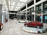 大连汽车展厅设计策划施工专业服务机构