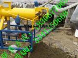 牛粪挤干机 高效环保的牛粪处理方法
