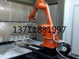 喷涂机器人生产线,海智喷漆机械手公司