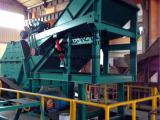 废钢金属粉碎破碎机回收站车架铁包破碎机万能金属粉碎机