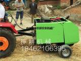 神农耕小麦秸秆打捆机牧草压捆机价格