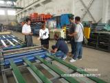 集装箱地板设备
