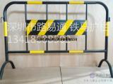 深圳铁马护栏有什么作用 马路施工护栏价格卖的怎么样(图)