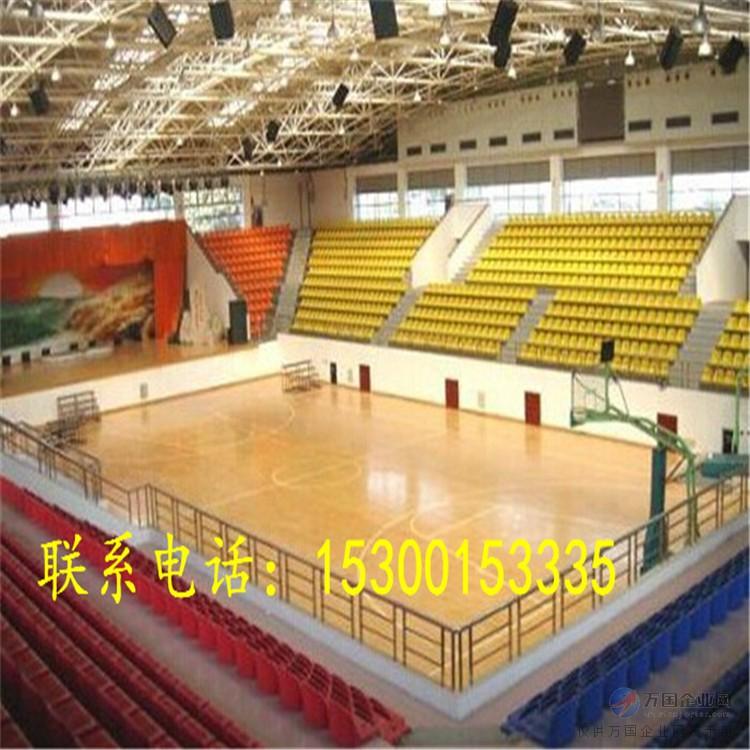 室内篮球木地板 体育馆木地板施工 实木运动地板图
