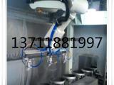 喷涂机器人视频案例请联系海智机器人,喷涂机器人客户现场