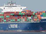 广州到马来西亚海运散货杂货门到门