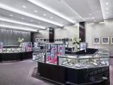 你知道珠宝展柜的灯光该怎样布置吗?