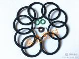 耐高温耐酸碱O型橡胶密封圈 氟橡胶密封圈