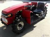 四轮果园机 管理机 超低矮果园管理机 旋耕 除草 开沟 打药