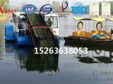 湖面水草打捞船、水草打捞船厂家