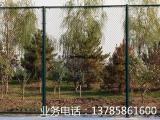组装式扁铁固定热浸塑篮球场围网安装厂家