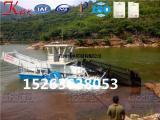 水面垃圾打捞船、全自动清扫保洁船