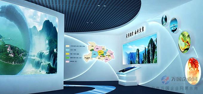 博物馆展厅,企业展厅,科技馆,规格馆设计安西安公司图片
