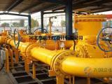 城镇燃气管道燃气管道穿越河底时的一般要求