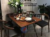 咖啡厅餐桌椅用什么材质好