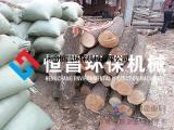 恒昌环保一体化产业谱系劈木机