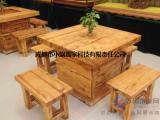品牌实木家具凳子