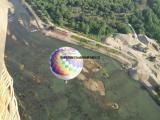 热气球自由飞行