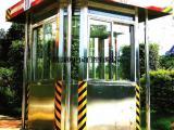 南昌 小区保安亭 门卫站亭 钢结构岗亭 可移动车棚 专业生产