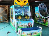 儿童射击游戏机 决战射水超级射水 双人亲子游艺设备