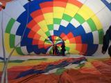 热气球系留飞行